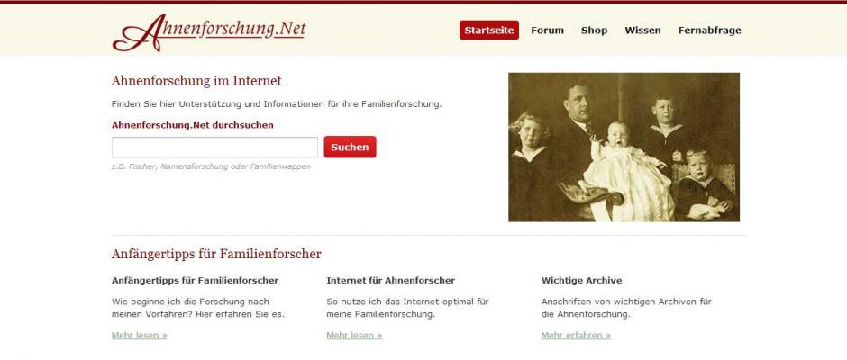 Ahnenforschung.net