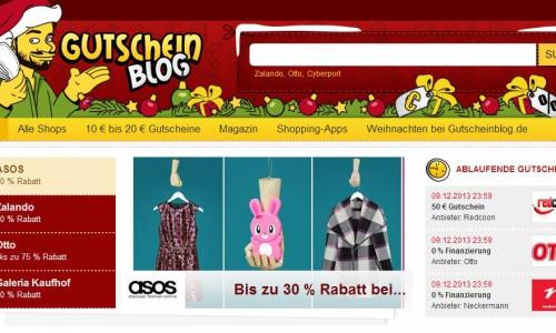 Gutscheinblog.de